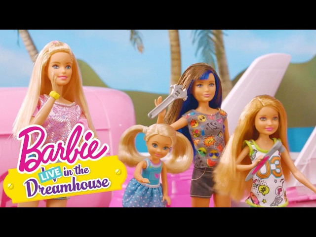 The Only Way to Fly   Barbie LIVE! In the Dreamhouse   Barbie - YouTube
