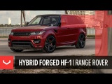 Vossen Hybrid Forged HF-1 Wheel Range Rover Sport Tinted Gloss Black