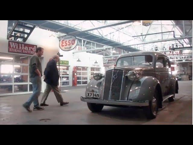 FantomWorks - Volvo 1937 их осталось 2 в мире за 1000000$