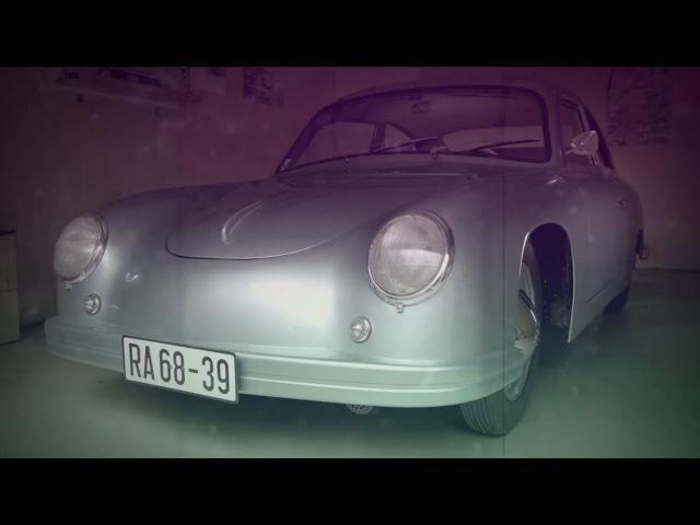 "9:11 Magazine: the story of the ""GDR Porsche""."