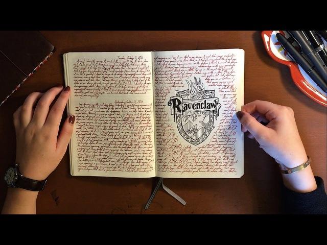 Journal Flip Through Jane