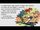 La petite Sirène (Livre audio avec texte)
