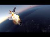 В США столкнулись два самолета со скайдайверами