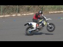 2017 11 5 TRY GYMKHANA つな 選手 Super Moto 701 h 1 h 2