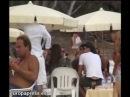 DiCaprio disfruta de las playas de Ibiza