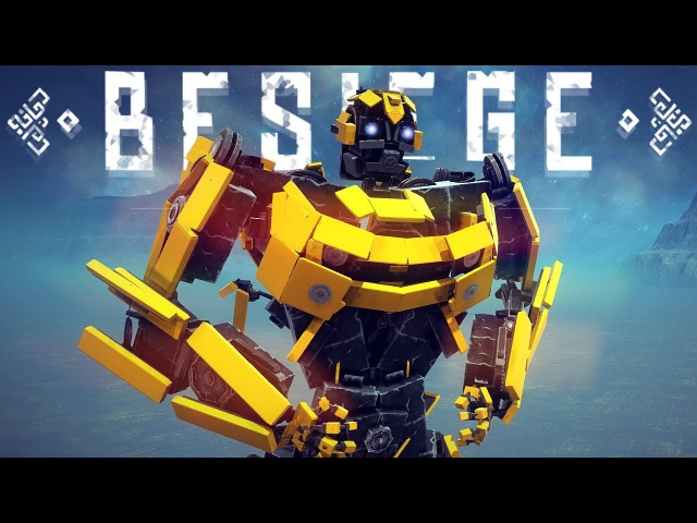 COOL TRANSFORMERS MORE! | Besiege 99.4 | Player Creations!