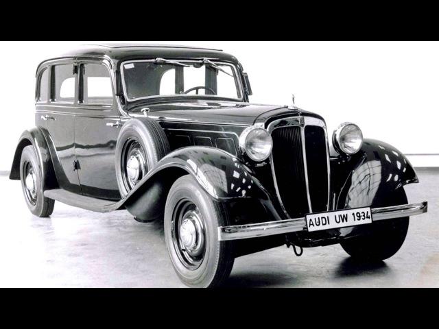 Audi Front UW Limousine '1933–34