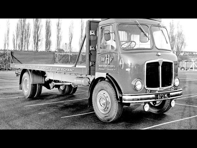 AEC Mercury MkII GM4RA 1961 65