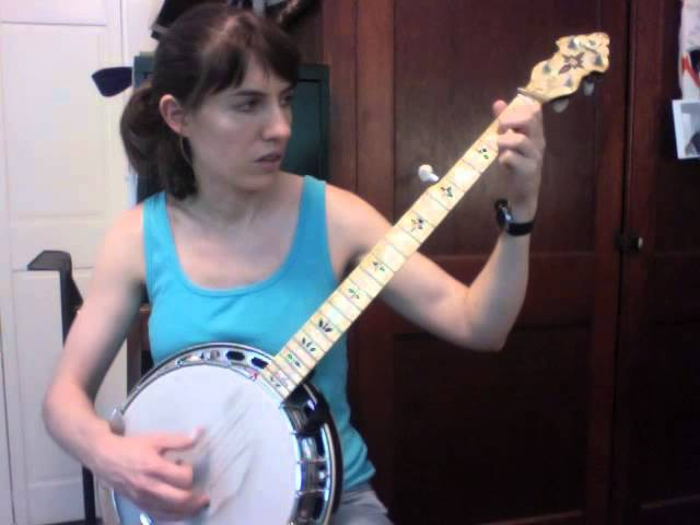 You Are My Sunshine - Excerpt from the Custom Banjo Lesson from The Murphy Method