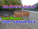 Lost Maple State Park November 20, 2017 Vanderpool , TX | An RV Guys Visit