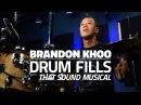 Brandon Khoo: Drum Fills That Make You Sound Musical (FULL DRUM LESSON) - Drumeo