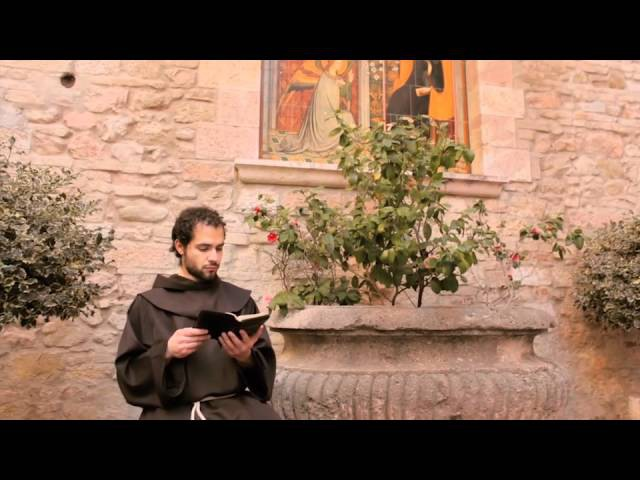 Introducing Friar Alessandro - The Voice from Assisi - Album Trailer