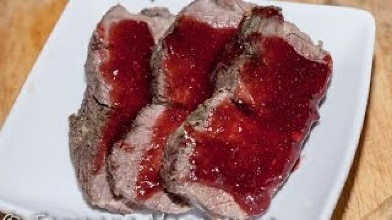Мясо почти по бразильски мультипечь DeLonghi FH1394 (кузинка)