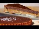 Chocolate Salted Caramel Shortbread Twix Tart Treat Factory