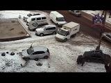 Авария, в Красноярске сбили женщину