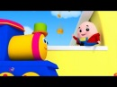 Humpty Dumpty Saß auf ein Wand | Kinder reim | Bob The Train | Preschool Rhymes | Kids Songs