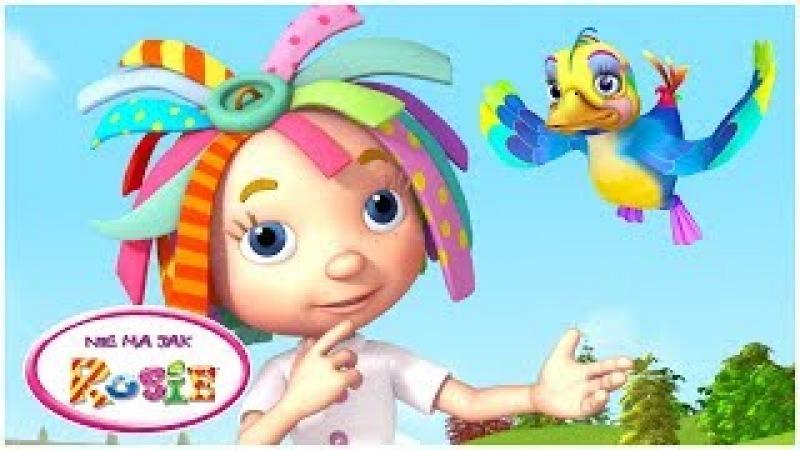 Przygoda Rozi | Tajemnica dla dzieci | Rozwiązywanie problemów dla dzieci | Kreskówki dla dzieci