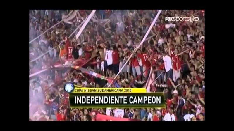 Independiente Campeon Sudamericana 2010 [COMPACTO]