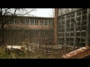 Abandoned Mental Asylum  Hugh Theater Found
