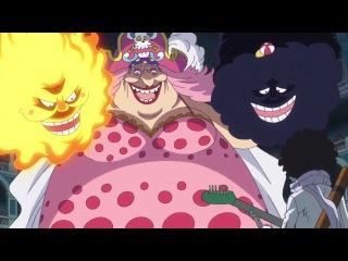 One Piece 818 русская озвучка Chokoba / Ван Пис - 818