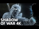 Middle-earth: Shadow Of War 4K PC Celebrimbor Side-Mission Gameplay