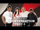 Commando 2 Team In Conversation Vidyut Jammwal Adah Sharma Deven Bhojani Part 2 BOI