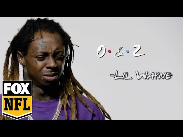 WATCH: Lil Wayne sing the Friends theme song - NFL edition   FOX NFL