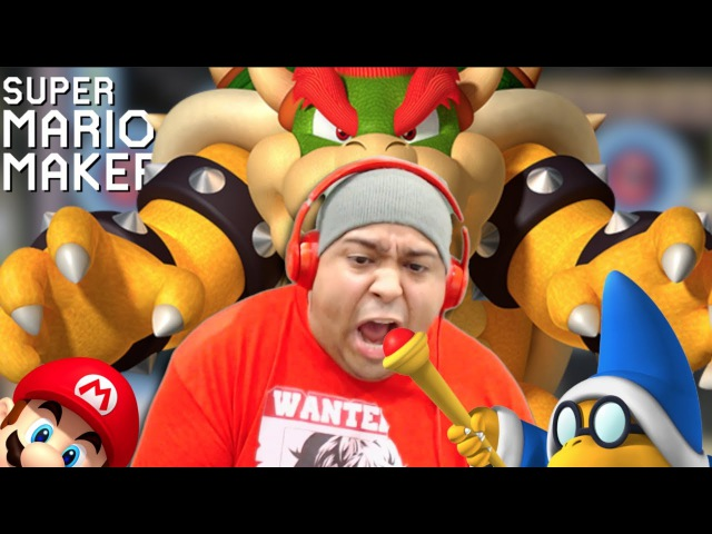 I NEED SOME F%KING HELP [SUPER MARIO MAKER] [95]