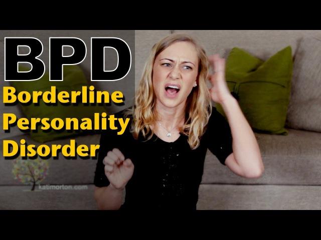 Borderline Personality Disorder - mental health Kati Morton Self-Harm, Eating Disorder BPD