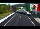 Mexico- Autopista Ciudad Valles-Tamuín en San Luis Potosí