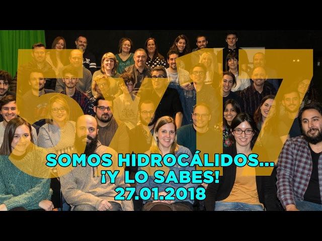 (5x17): Somos hidrocálidos... ¡y lo sabes!