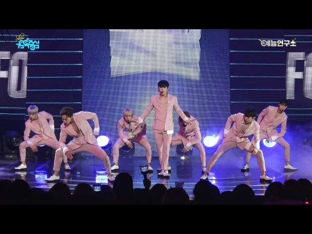 [예능연구소 직캠] 몬스타엑스 샤인 포에버 @쇼!음악중심_20170701 SHINE FOREVER MONSTA X in 4K