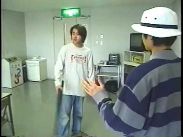 Ohno being DOS towards Jun is epic