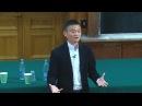 «Предпринимательское дело, технологии и будущее торговли».Alibaba Group Джек Ма, русская версия