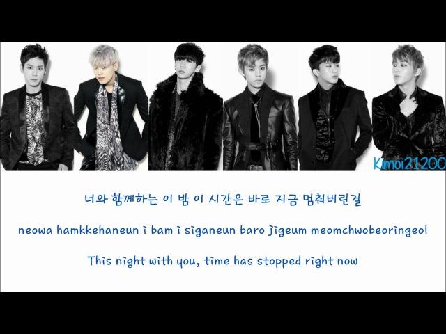 B.A.P - Body Soul [Hangul/Romanization/English] Color Picture Coded HD