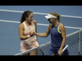 2018 St. Petersburg Open Quarterfinals | Daria Kasatkina vs Caroline Wozniacki | WTA Highlights