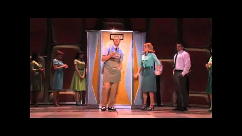 How To Succeed In Business Without Really Trying 2011 Broadway Revival Previ