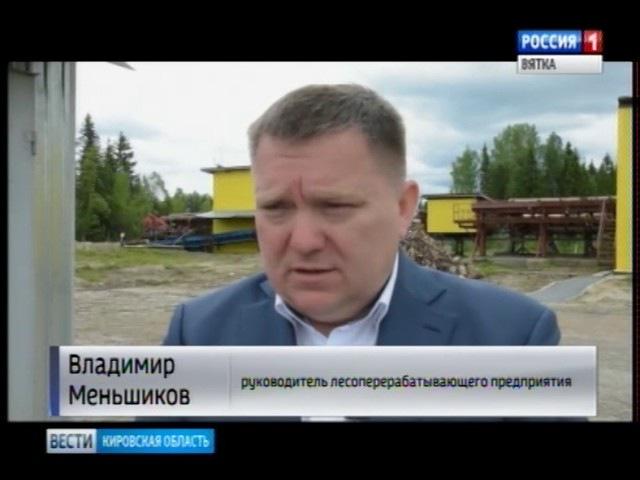 Игорь Васильев побывал с рабочей поездкой в Опаринском районе ГТРК Вятка 2017