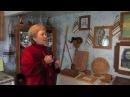 Хата-музей в оседку родини Шкрібляк. Карпати