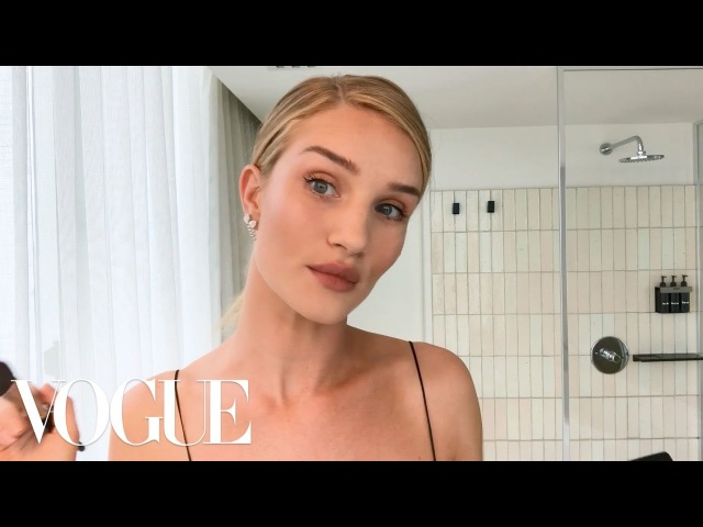 Rosie Huntington-Whiteleys Guide to Perfect Baby Skin | Beauty Secrets | Vogue