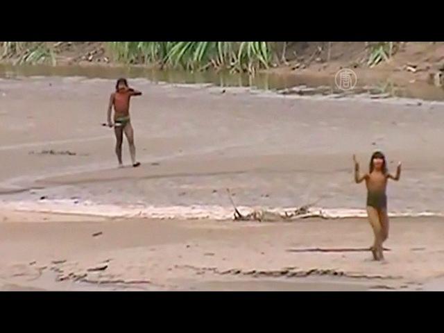 Индейцы машко-пиро напали на перуанскую деревню (новости)