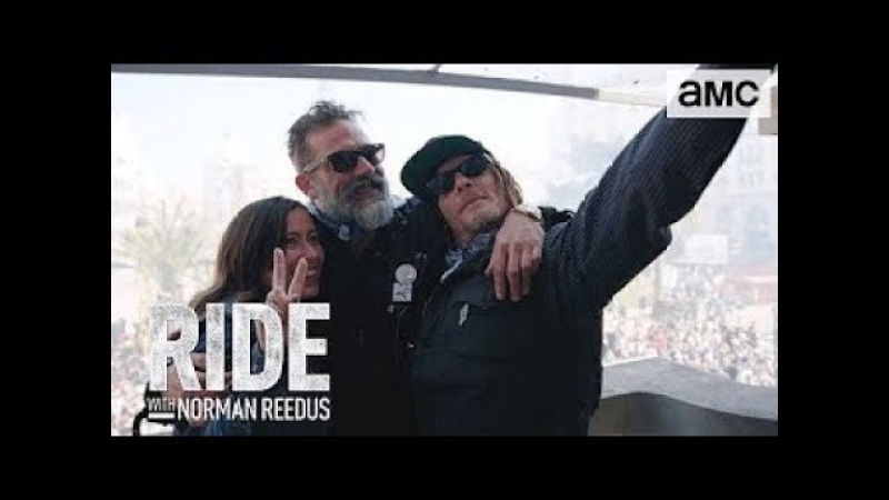 'Spain w/ Jeffrey Dean Morgan' Season Premiere Talked About Scene Ep. 201 | Ride with Norman Reedus