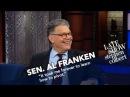 Senator Al Franken Reveals Which Senators Are Funny
