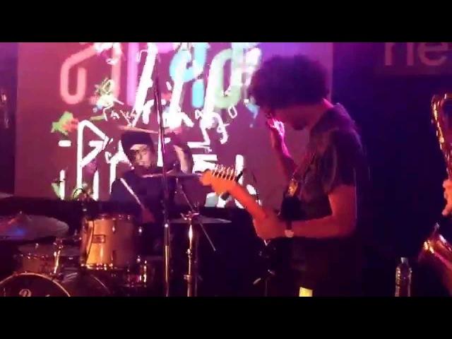 2015/10/07 おやすみホログラム 小川Pのギタープレイ@渋谷o-nest