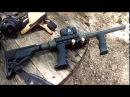 TALON 12 GAUGE Home Made Slam-Fire Shotgun