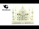 Lego Creator 10189 Taj Mahal - Special for 1.000.000 subscribers - Lego Speed Build