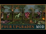 Heroes III - Four Upgrades 2 Mod (WoGEra)