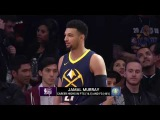 Lou Williams vs Jamal Murray - Taco Bell Skills Challenge 2018 NBA All-Star Saturday Night