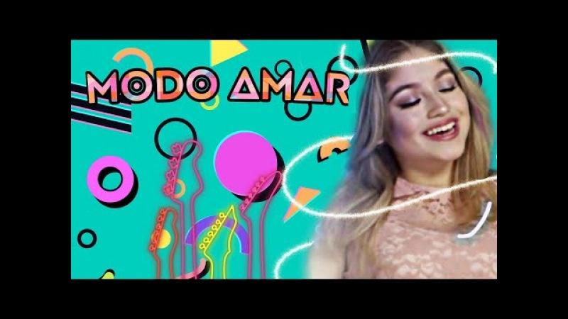 Elenco de Soy Luna - Modo Amar (Video con letra)
