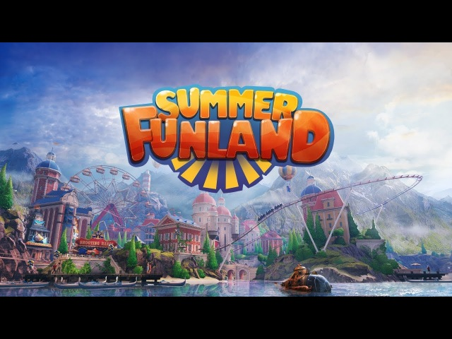SUMMER FUNLAND 🎪 VR   Official Trailer